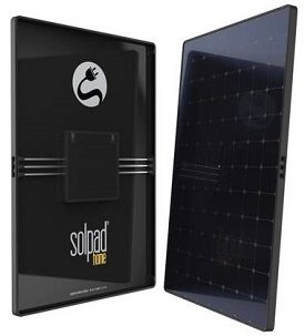 SolPad home