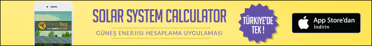 Solar System Calculator Tanitimi