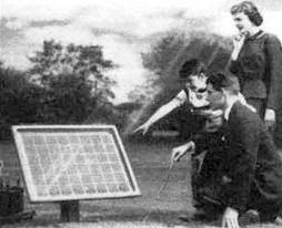Güneş Panelleri Teknolojisinin Tarihçesi