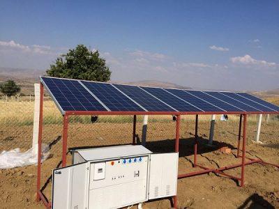 güneş enerjisinden elektrik üretmek