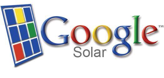 google solar power project