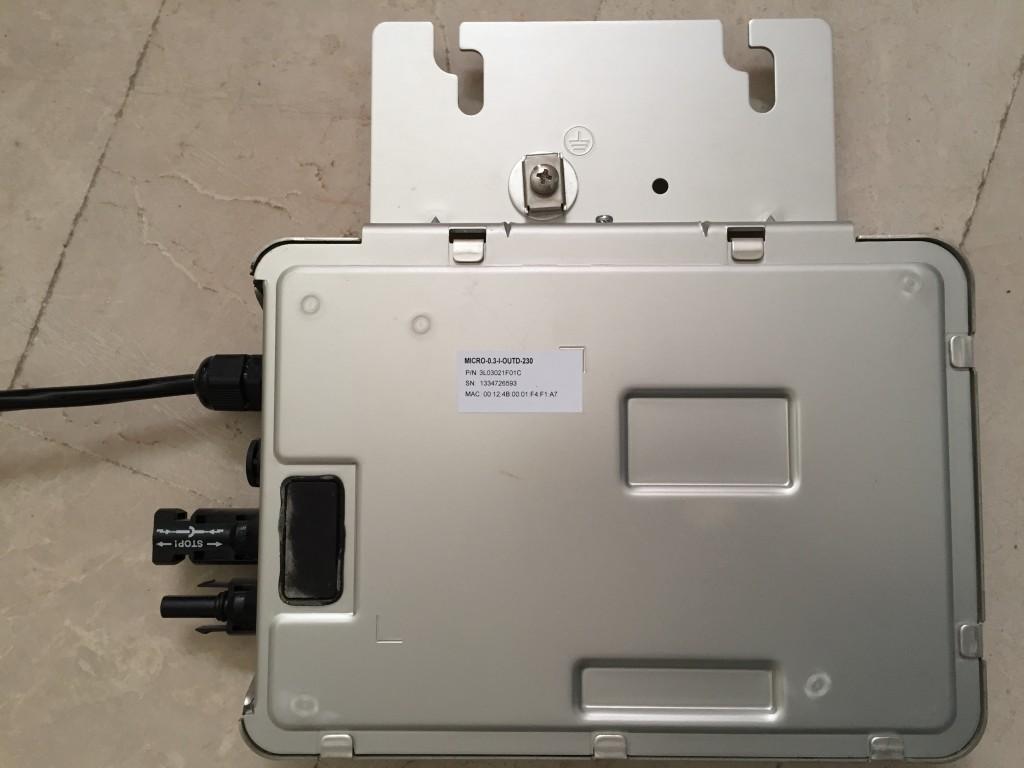 micro inverter abb