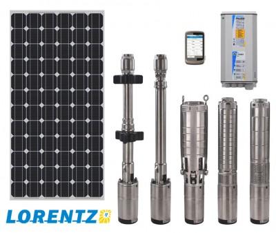 dc pumping lorentz