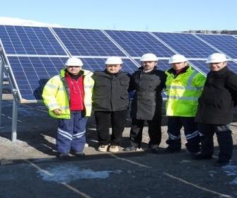 adilcevaz belediyesi güneş enerjisi santrali