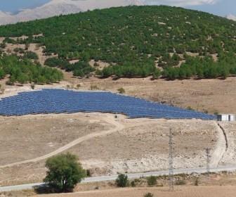 aksu enerji güneş enerjisi santrali