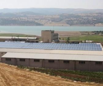 cem iplik güneş enerjisi santrali