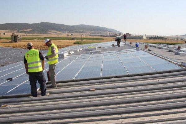 cem iplik güneş enerjisi