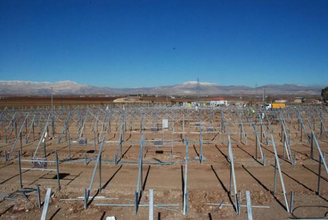 dsi adıyaman güneş santrali