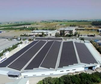 kıvanç tekstil güneş enerjisi