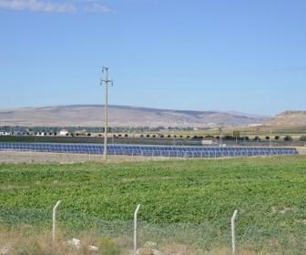 kayseri şeker fabrikası güneş enerjisi santrali