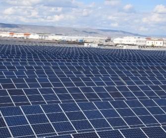 kayseri osb güneş enerjisi santrali