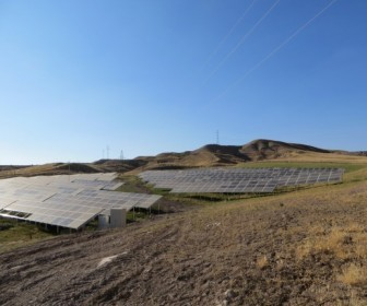 marka grup güneş enerjisi santrali