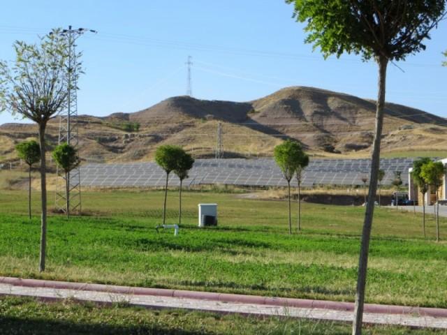 marka grup güneş santrali