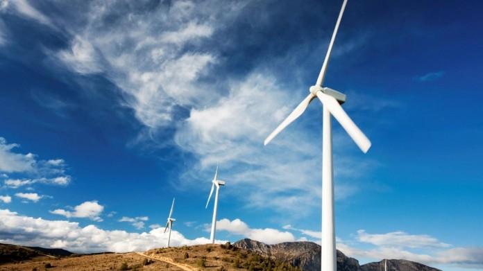 rüzgar enerjisinin