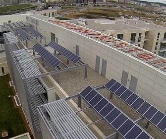 teknopark istanbul güneş enerjisi santrali