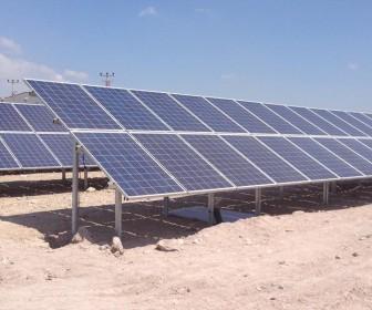 mumcu teneke güneş enerjisi santrali