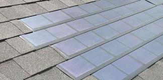 solar shingle
