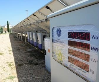 özlüce atıksu arıtma güneş enerjisi santrali