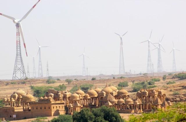 Jaisalmer Rüzgar Santrali