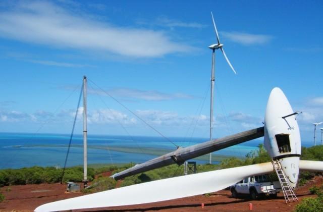 Kailu, Tongliao Rüzgar Santrali