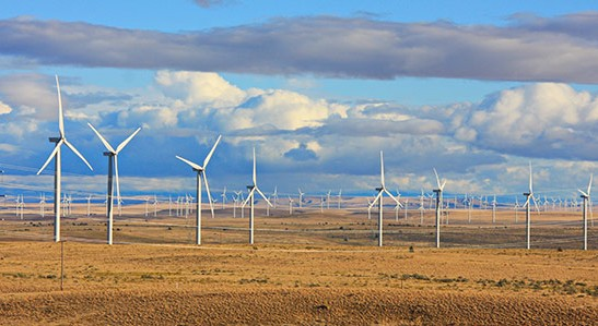 Shepherds Flat Rüzgar Santrali