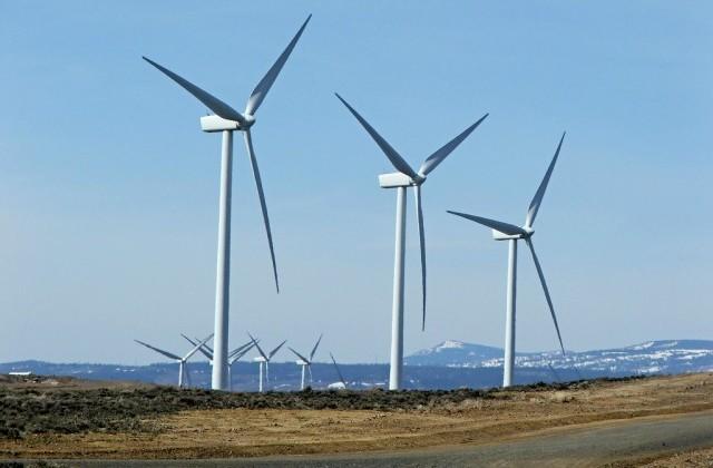 Sweetwater Rüzgar Santrali