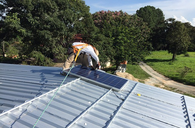 ev tipi güneş enerjisi