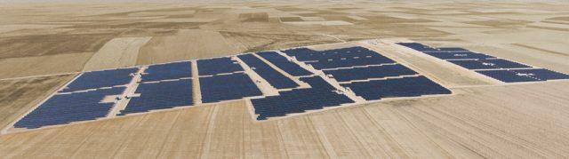 kizoren güneş santrali