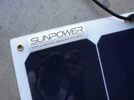 Sunpower Güneş Paneli Verimliliğinde Kendi Rekorunu Kırdı