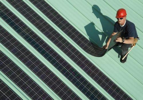 Solar Halı teknolojisi