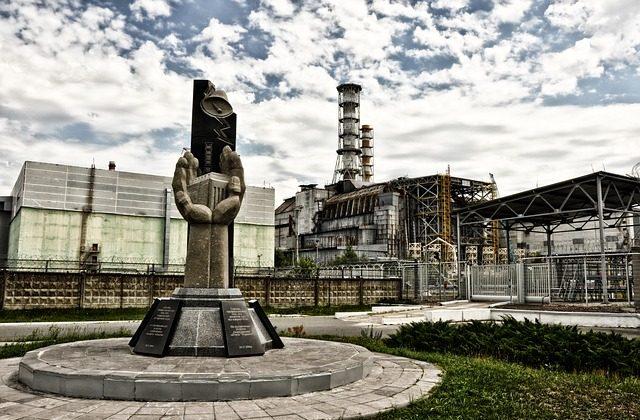 Çernobil güneş enerjisi ile kendini telafi edecek