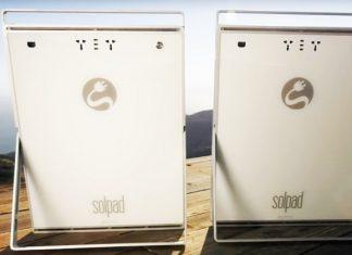 SolPad güneş paneli