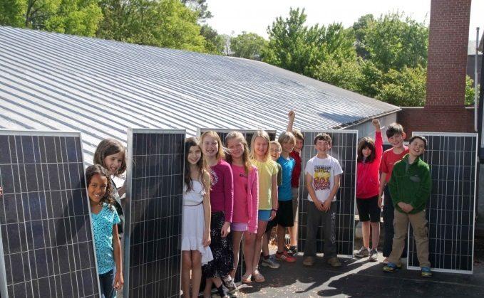 Güneşi Tut Gelecek Parlak Olsun Projesi
