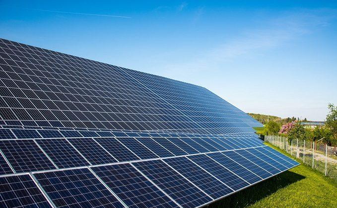 güneş enerjisi yatırımında dev proje