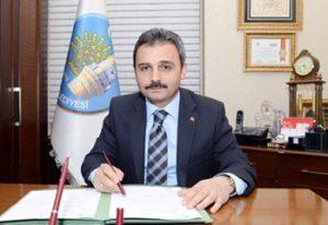 Çorum Belediye Başkanı Muzaffer Külcü