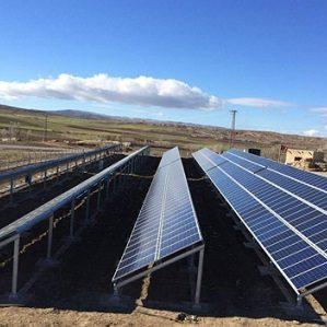 yıldız dağı güneş enerji tesisi