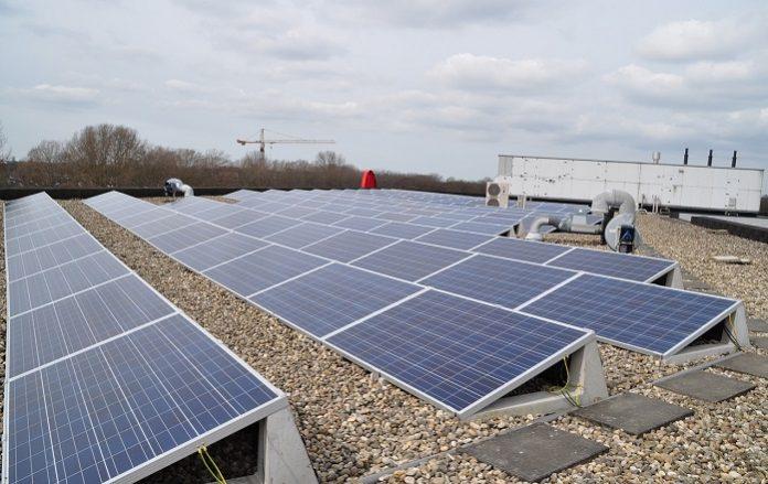 nazar güneş enerjisi