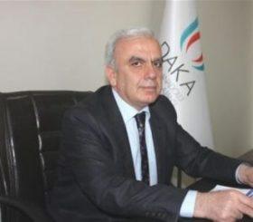 DAKA Genel Sekreteri Emin Yaşar Demirci