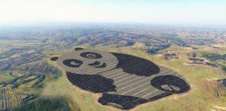 Panda Güneş Santrali, Panda Güneş Tarlası, Panda Güneş Enerji Santrali