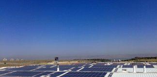Türkiyenin En Büyük Çatı Tipi Güneş Santrali