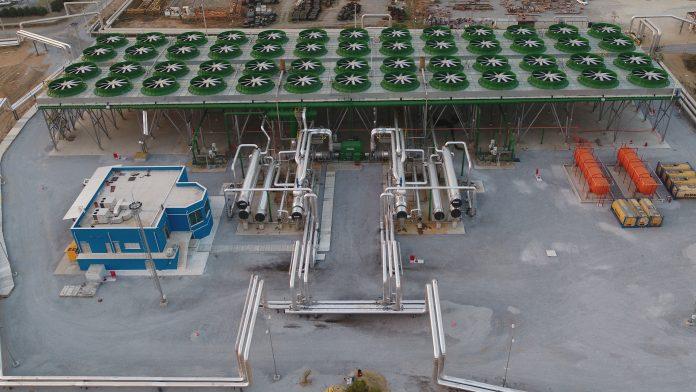 EFE 6 JES, güriş holding efe, güriş holding jeotermal santrali, efe jeotermal enerji santrali, aydın jeotermal santrali, germencik jeotermal santrali