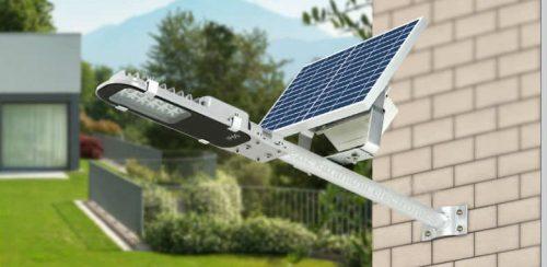 20 Watt Solar Sokak Aydınlatma