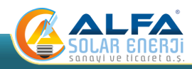 Alfa Solar Güneş Paneli