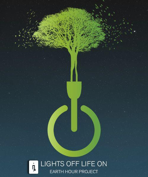 Enerji tasarrufu hakkında poster