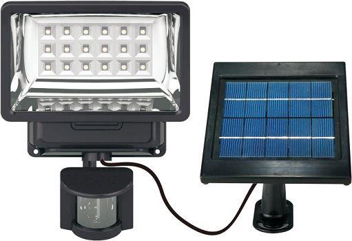 güneş enerjili projektör, güneş panelli projektör, solar projektör, sensörlü solar projektör, güneş enerjisi ile çalışan projektör