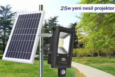 solar projektör