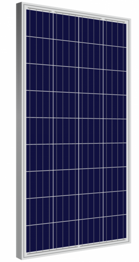 165 watt poli güneş paneli