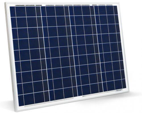 40 watt poli güneş paneli