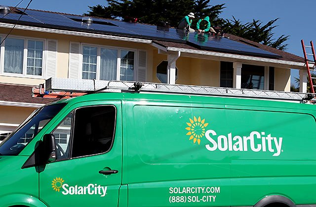 SolarCity Corp