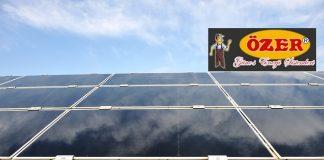 Özer Güneş Enerjisi